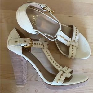 Stuart Weitzman high heeled sandals